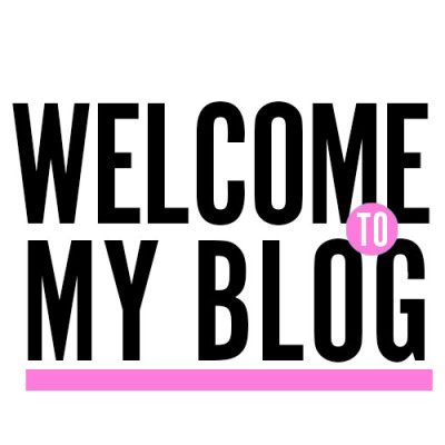 Welcome to my little blog!!!