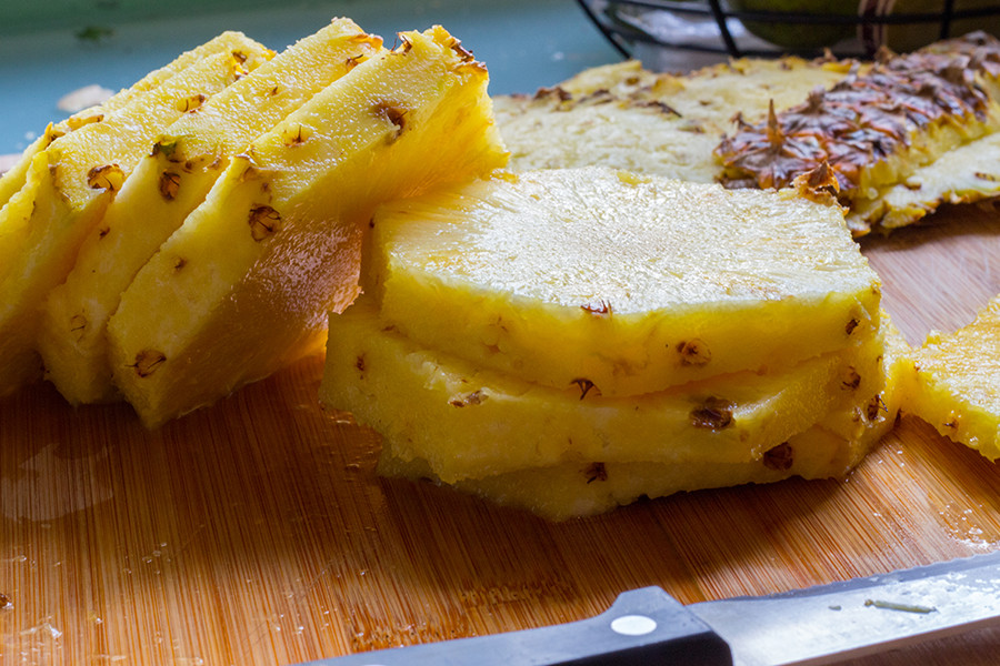 Jamaican Jerk Tofu and Pineapples - Cooking Maniac
