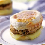 These easy country-style breakfast chicken sausage patties are juicy and spiced perfectly. Can be made ahead and frozen for later. Makes breakfast a breeze.