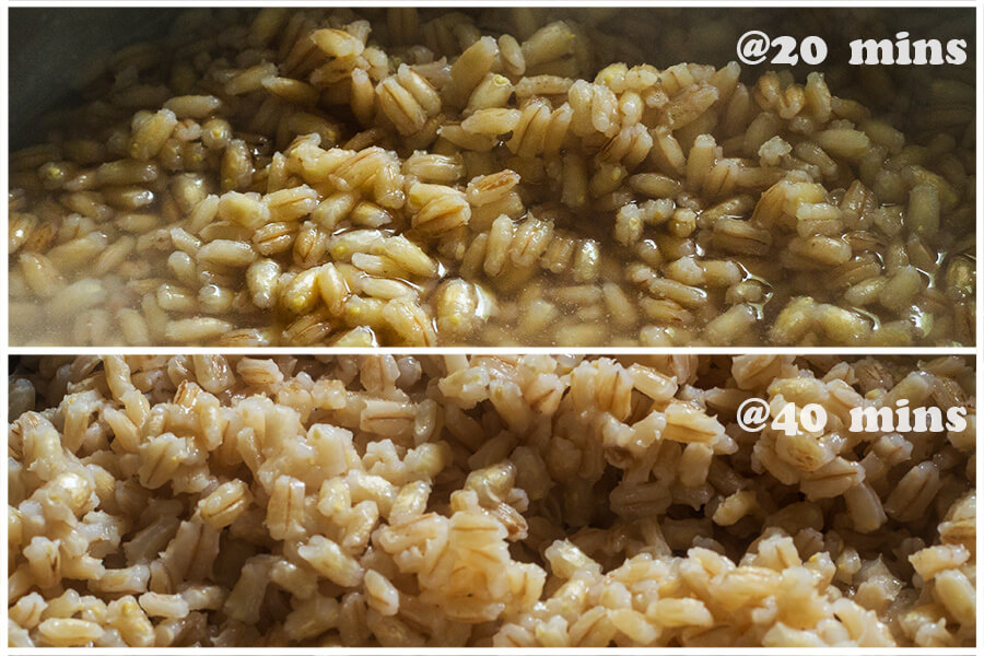 How to make fluffy pearl barley cooking maniac pearl barley one of the oldest grains it is chewy nutty and hearty ccuart Images
