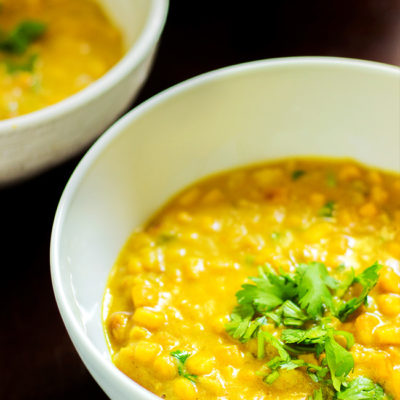 Curry Corn Chowder (Slow Cooker)