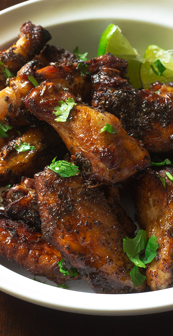 This Jerk Chicken wings recipe is a great addition to any game-day, party or just a regular wing craving. The jerk sauce ensures its a party in your mouth.