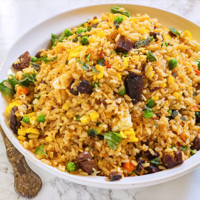 Lamb Fried Rice