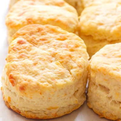 Buttermilk Parmesan Biscuits