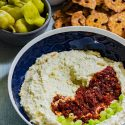 5- minute Whipped Greek Feta Dip