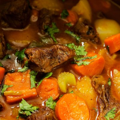 Instant Pot Classic Beef Stew